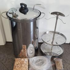 Коптильня Браво 20 литров